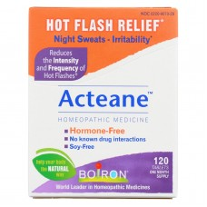 Boiron Acteane Hot Flash Relief Tablets - 120 Tablets