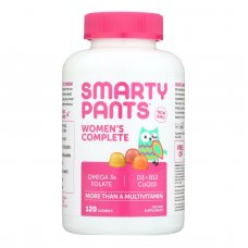 Smartypants Womens Complete - 120 Count