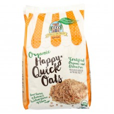 Bakery On Main Organic Happy Quick Oats - Gluten Free - Case Of 4 - 24 Oz