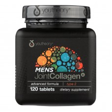 Youtheory Dietary Supplement Mens Joint Collagen Advanced  - 1 Each - 120 Tab