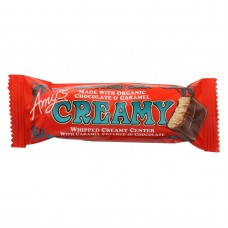 Amys Candy Bar - Organic - Creamy - Case Of 12 - 1.3 Oz