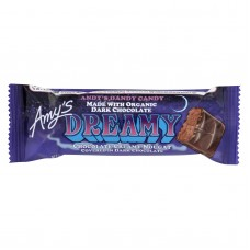 Amys Candy Bar - Organic - Dreamy - Case Of 12 - 1.3 Oz