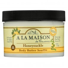 A La Maison - Body Butter Honeysuckle - 8 Oz