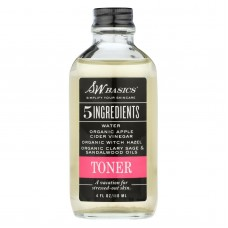 S.w. Basics - 5 Ingredients Toner - 4 Fl Oz.