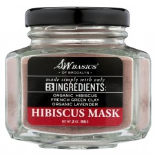 S.w. Basics - 3 Ingredients Hibiscus Mask - 2 Oz.