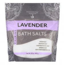 Soothing Touch Bath Salts - Lavender Calming - 32 Oz
