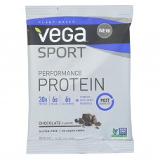 Vega - Protein Mix - Chocolate - Case Of 12 - 1.6 Oz.