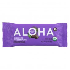 Aloha (bars)  Chocolate Fudge Brownie - Case Of 12 - 1.9 Oz
