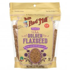 Bobs Red Mill Flaxseeds - Golden - Case Of 6 - 13 Oz