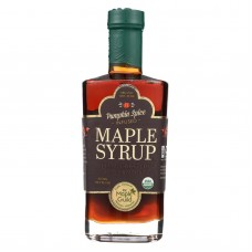 The Maple Guild Organic Maple Syrup - Pumpkin Spice Infused - Case Of 6 - 375 Ml
