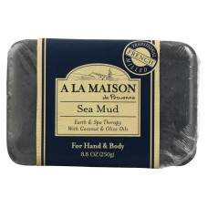 A La Maison - Bar Soap - Sea Mud - 8.8 Oz