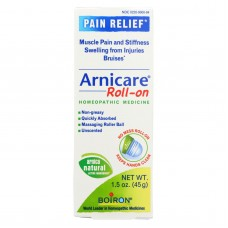 Boiron - Arnicare Roll-on Pain Relief - 1.5 Oz.