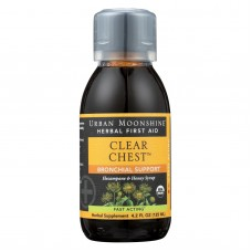 Urban Moonshine - Clear Chest - Syrup - 4.2 Fl Oz.