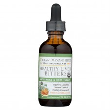 Urban Moonshine - Healthy Liver Bitters - Dropper - 2 Fl Oz.